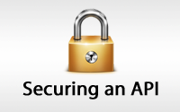 securing an api