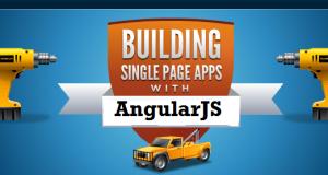 Single Page App with AngularJS