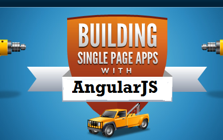 Single Page App with AngularJS