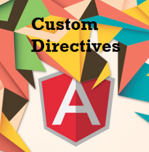 how to create custom directives