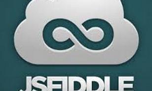 jsfiddle for blogging