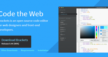 Brackets – New Code Editor for Web Development – Worth a Try!