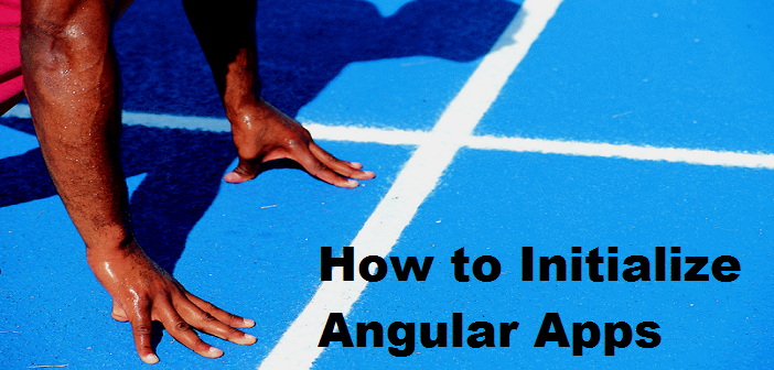 AngularJS – Two Ways to Initialize an Angular App