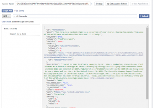 facebook_graph_api_explorer_cocacola