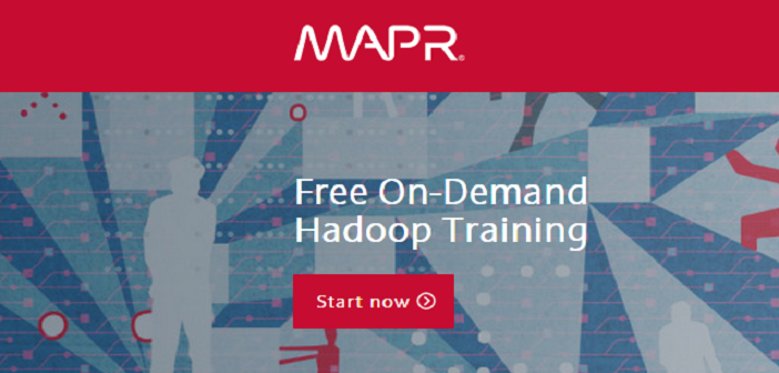 Big Data – Free Hadoop Online Training Course from MapR