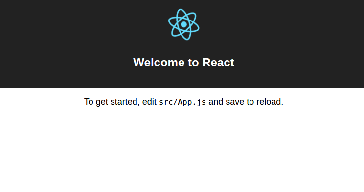 React App using Yarn or NPM Start