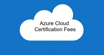 azure cloud certification fees
