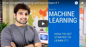 machine learning tutorials for beginners