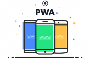 progressive web app using angular