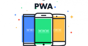 progressive web app using angular