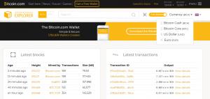 bitcoin blockchain explorer relaunched