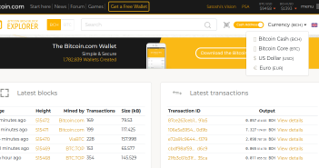 bitcoin blockchain explorer relaunched