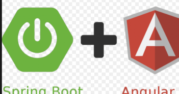 Spring Boot Angular App Development Environment