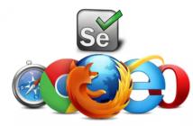 selenium for web scraping using Java