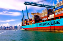 insurwave blockchain platform used by Maersk