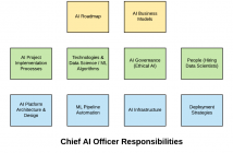 Job description of a Chief AI Officer