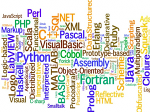 Programming languages used for machine learning