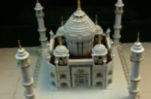 Taj Mahal Side View