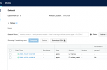 Install MLFLow and get started