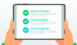 Data engineering vs Data Science